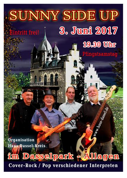 Plakat Dasselpark Open Air 2017